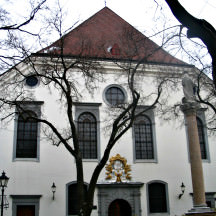 Jesuit Church of the Holy Redeemer, Bratislava