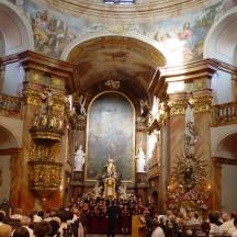 Basilica of St. Margaret, Jaroměřice