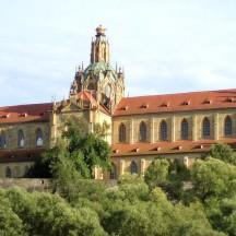 Kladruby Monastery
