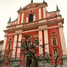Franciscan Church, Ljubljana