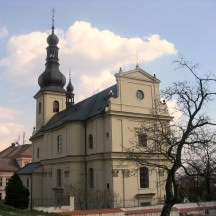 Catholic Church of St. John the Baptist, Lysá nad Labem