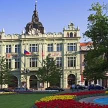 """""""Měšťanská Beseda"""" City Hall, Plzeň"""