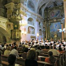 Church of the Transfiguration, Pezinok